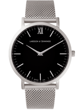 01-lugano-40mm-silver-black-chain-metal-larsson-and-jennings-watch-766x1000