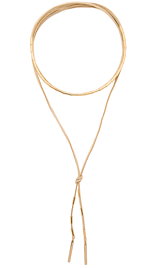 revolve -  ETTIKA wrap necklace