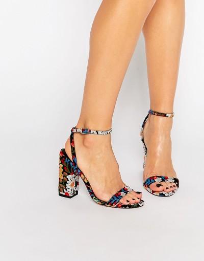 Hue heeled